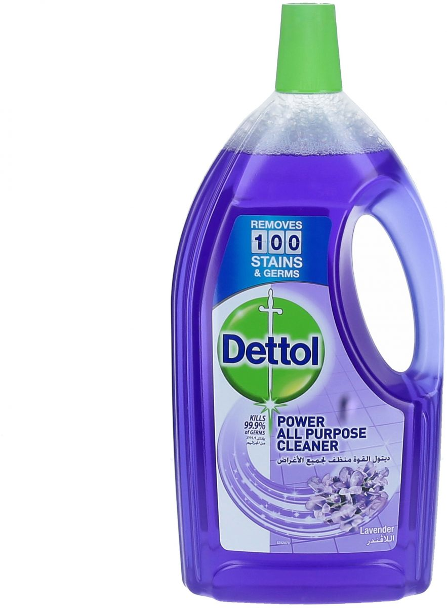 Dettol Lavender Healthy Home All-Purpose Cleaner 1.8L