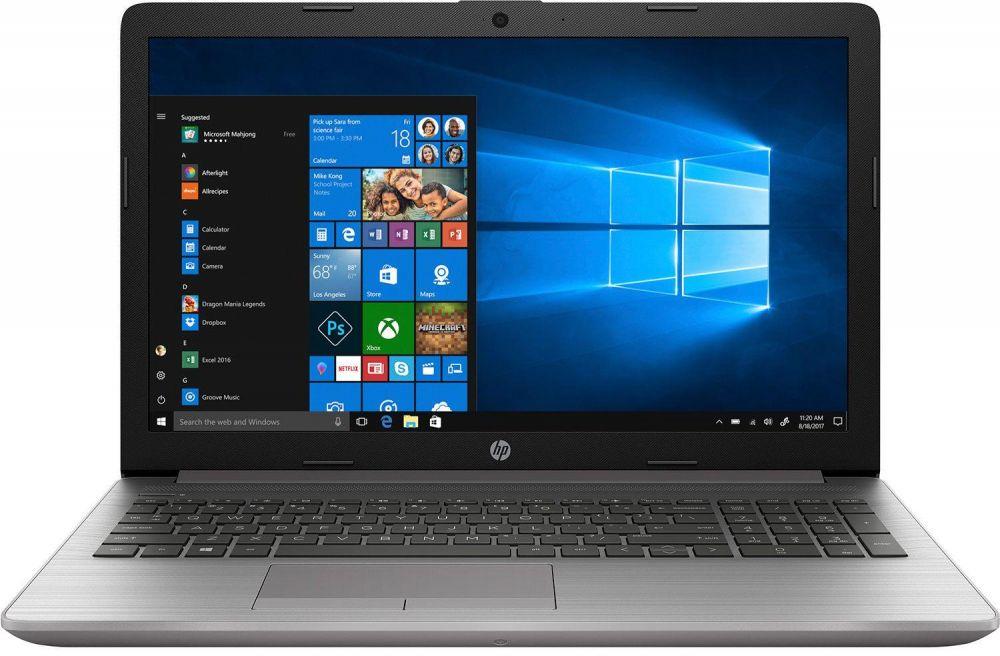 HP 250 G7 Laptop, 10th Generation Intel Core i5-1035G1, 8 GB RAM, 1TB HDD, Intel UHD Graphics, 15.6 Inch HD anti-glare 220 nits, Dos - Dark ash silver